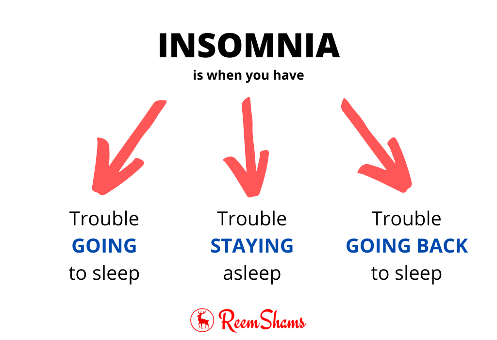 Insomnia: 14 Simple Things To Do When You Can't Sleep